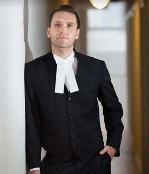 Andrew Captan, Toronto Criminal Lawyer - Interior